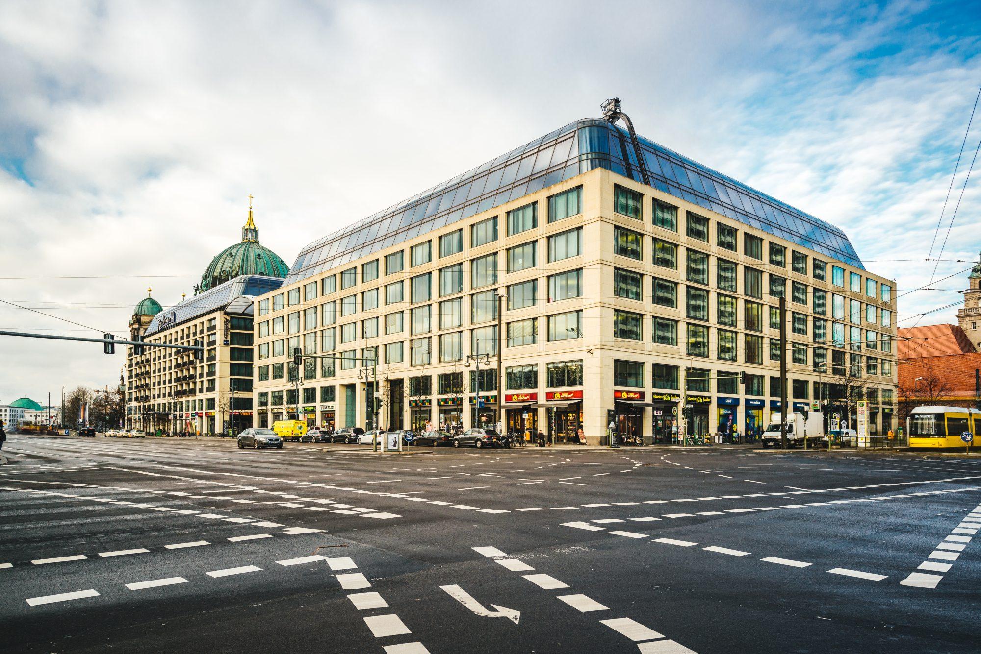 Dom Aquaree Berlin - Fotograf Tobias Bechtle