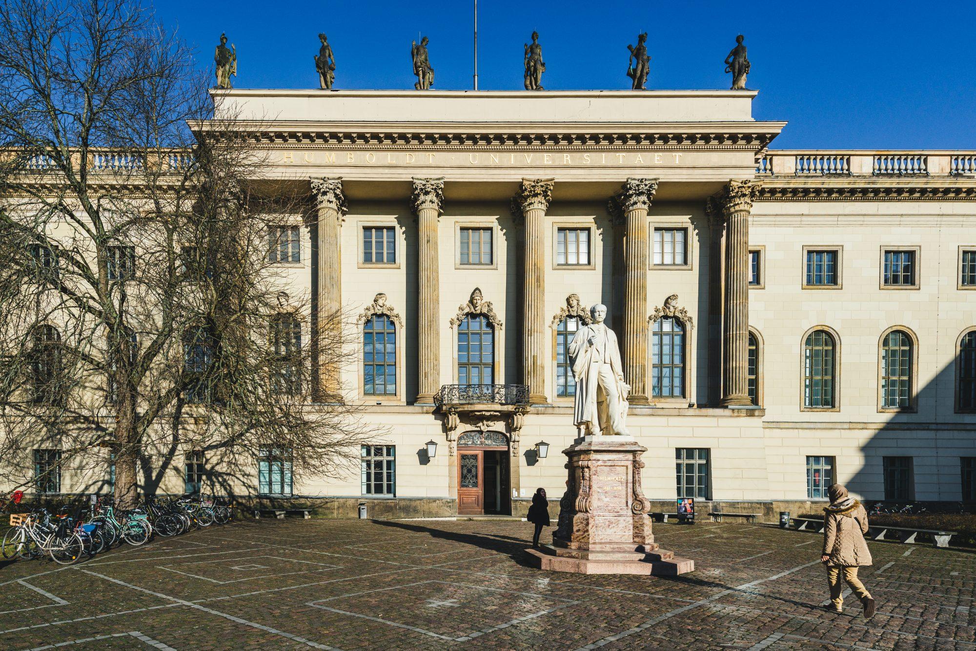 Humboldt Universität Berlin - Fotograf - Tobias Bechtle