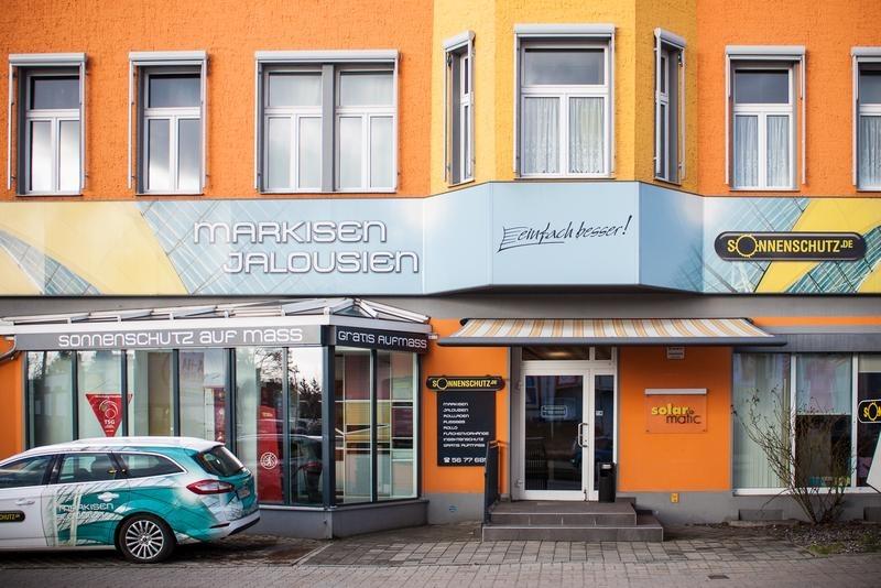 Sonnenschutz Und Markisen Aus Berlin Von B1 Ag