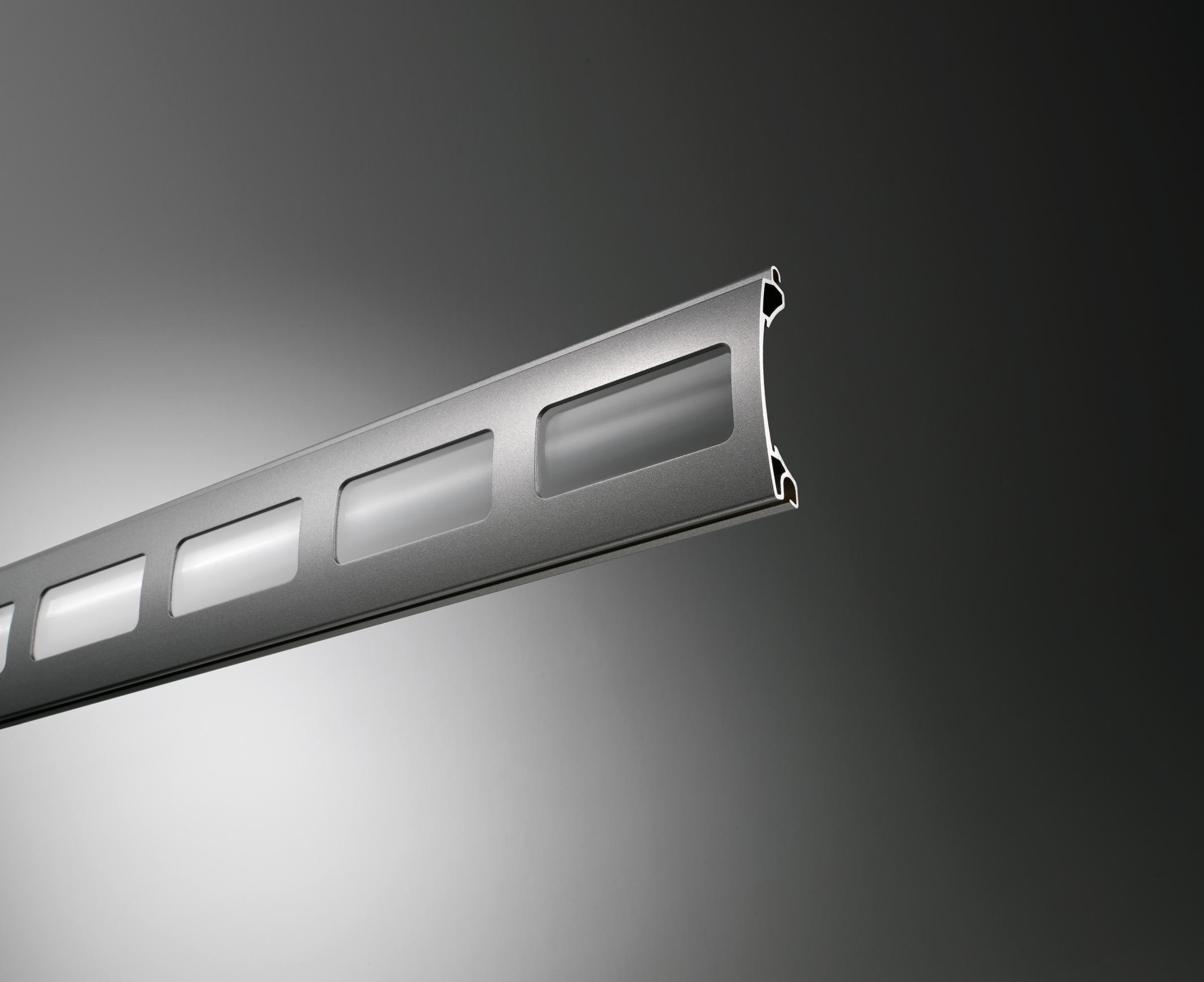 lichtfensterlamelle für Garagentore