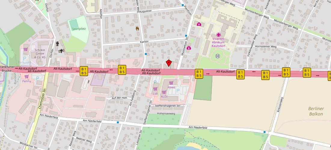 Karte Ag