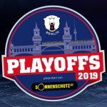 Wir unterstützen die Playoff-Spiele der Eisbären Berlin