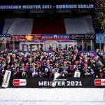 Wir gratulieren den Eisbären zum Meistertitel 2021!
